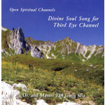 Open your spiritual channels - Third Eye Channel (CD)