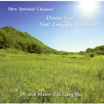 Open your spiritual channels - Soul Language Channel (CD)