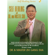 Self Healing with Dr. and Master Sha (8-DVD set)