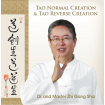 Tao Normal Creation and Tao Reverse Creation (CD)